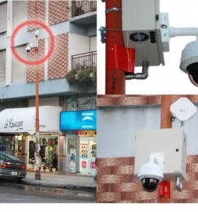 La comuna remitirá a la Fiscalía General todos los registros de imágenes en los que pueda inferirse un delito de acción pública
