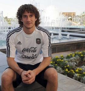"""""""Con Sabella, la selección argentina encontró el rumbo"""", aseguró Fabricio Coloccini"""