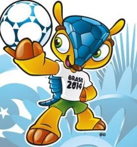 La mascota del Mundial Brasil tiene nombre: Fuleco