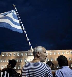 Grecia: incidentes en protestas contra austeridad