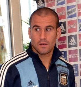 Palacio fue convocado en reemplazo de Higuaín para el amistoso ante Arabia Saudita