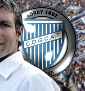 Palermo será presentado esta tarde como nuevo entrenador de Godoy Cruz de Mendoza