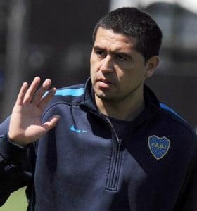 Riquelme abrió las puertas de su regreso a Boca
