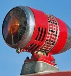 Bomberos harán sonar sus sirenas por los accidentes de tránsito