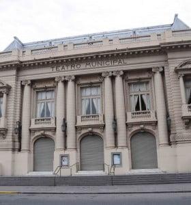 Por remodelaciones el Teatro Municipal permanecerá cerrado hasta marzo