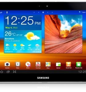 Samsung presentó la Galaxy Note 10.1 en Argentina