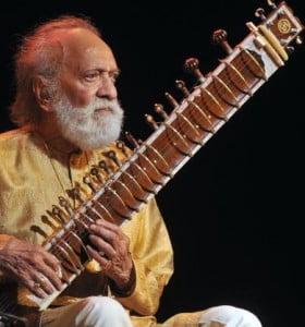 A los 92 años, murió el músico indio Ravi Shankar en California