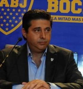 """Angelici: """"No vamos a hacer locuras ni hipotecar el club"""""""
