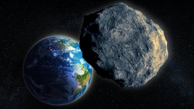 Un asteroide pasará mañana a 7 millones de kilómetros de la Tierra
