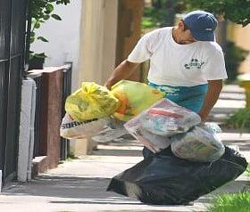 Limpiá tu patio en Ingeniero White