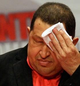 Hugo Chávez admite nuevo tumor y considera su salida del Gobierno