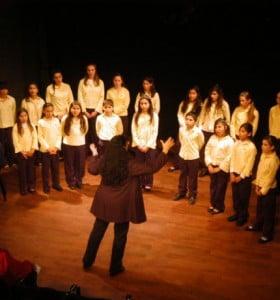 Concierto Navideño de los Coros Municipales