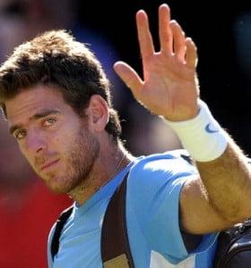 Del Potro renunció a la Copa Davis 2013