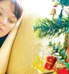 Por qué aumentan los casos de depresión en época de fiestas