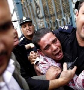 Egipto: desalojan a los acampantes que protestaban frente al palacio presidencial