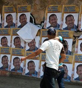 Venezuela: un cierre de campaña opacado por la salud de Chávez