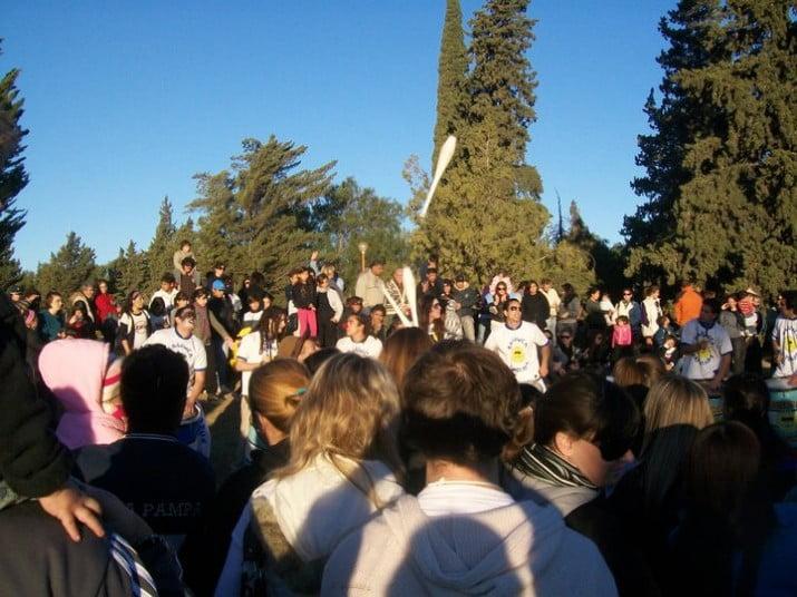 """Hoy desde las 17 hs """"Fiesta de la Democracia en Bahía Blanca"""" en el Parque de Mayo"""