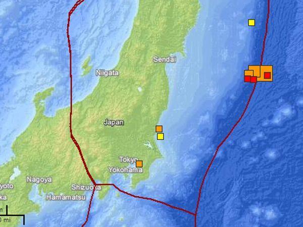 Advierten en Japón por posibles nuevas réplicas del terremoto