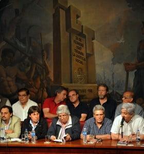 La CGT y la CTA opositora harán una nueva marcha el 19 de diciembre