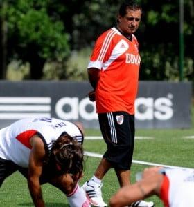 Ramón Díaz piensa en Ortega como acompañante en su cuerpo técnico
