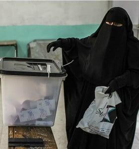 """Medios estatales anuncian victoria del """"sí"""" en el referéndum egipcio"""