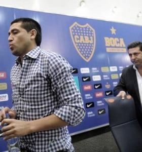 Boca rechazó el pedido de Riquelme por la extensión de su contrato