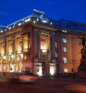 """""""Apolo y Jacinto"""" en el Teatro Municipal"""