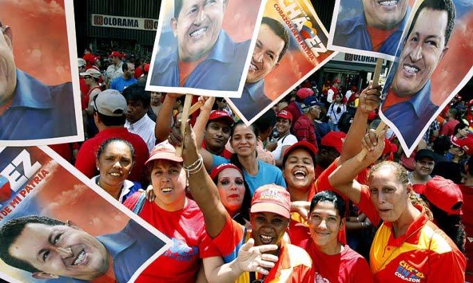 Amplio triunfo del chavismo, que ganó 20 de las 23 gobernaciones