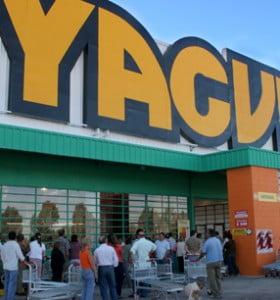 El CUIM secuestró 400 kilos de productos congelados en el supermercado Yaguar