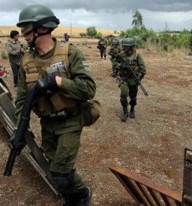 """Piñera militarizó la Araucanía por el """"terrorismo mapuche"""""""