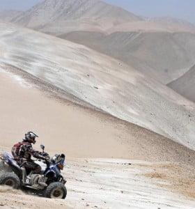 Comenzó la segunda etapa del Rally Dakar 2013
