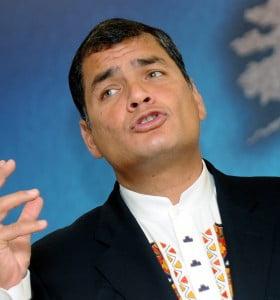 El Parlamento de Ecuador aprobó el pedido de licencia de Rafael Correa