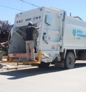 En varios sectores de la ciudad no hubo recolección de basura