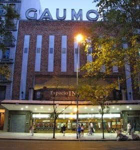 El Incaa anunció la compra del histórico cine Gaumont