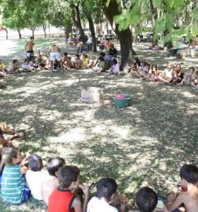 Escuelas recreativas de verano: La comuna realiza controles de estado nutricional