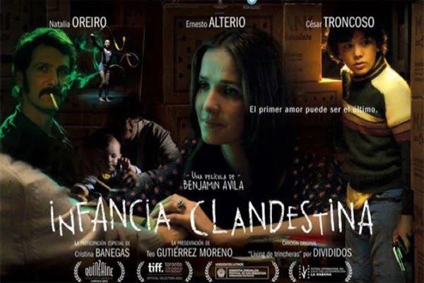 """La película """"Infancia clandestina"""" es finalista de los Premios Goya"""