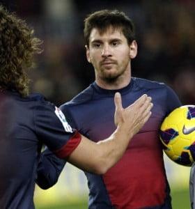Messi, intratable: marcó cuatro goles en una nueva goleada del Barcelona