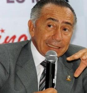 Murió Lino Oviedo en un accidente aéreo