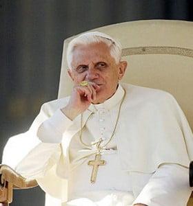 """Benedicto XVI, en su última audiencia: """"Veo a la Iglesia que está viva"""""""