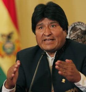 Evo Morales irá por una tercera presidencia de Bolivia
