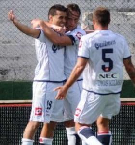 Quilmes derrotó como visitante a Unión de Santa Fe