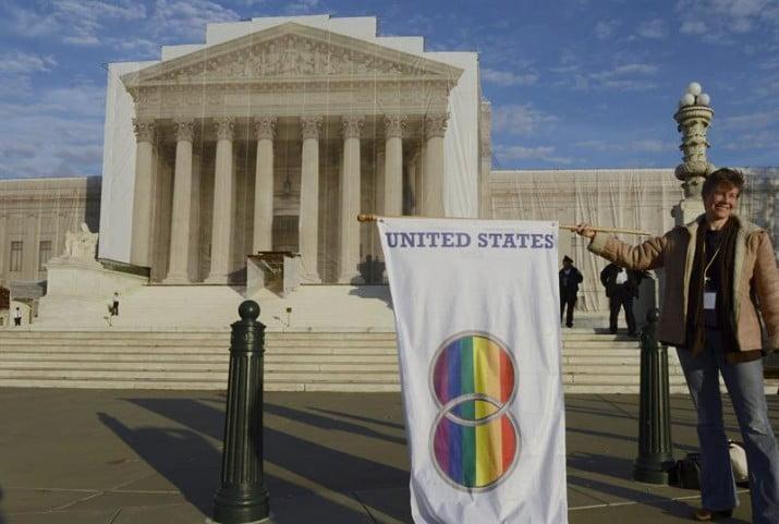 Las parejas gay ganan dos batallas histricas en Estados