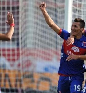 Tigre venció a San Lorenzo y se acercó a los líderes del Torneo Final