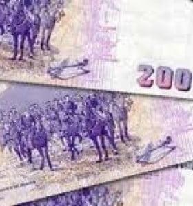 Proponen emitir billetes de $ 200 y $ 500