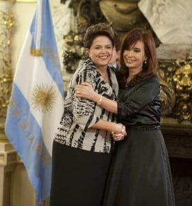 Vale y autopartes, en la agenda de trabajo de Cristina y Dilma