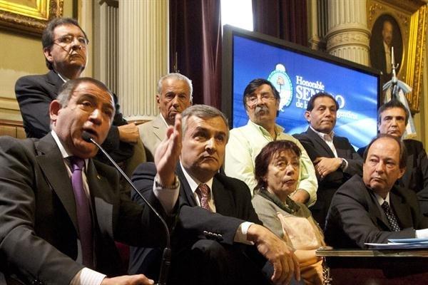 La oposición difundió un documento en contra de la reforma judicial