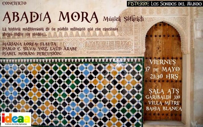 """""""Abadía Mora"""" en Villa Mitre"""