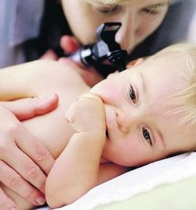 Campaña de detección precoz de la hipoacusia infantil