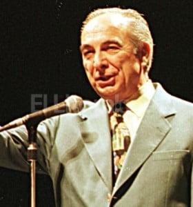 Falleció Julio Mahárbiz