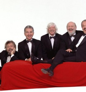 Les Luthiers, nominados por octava vez al Premio Príncipe de Asturias